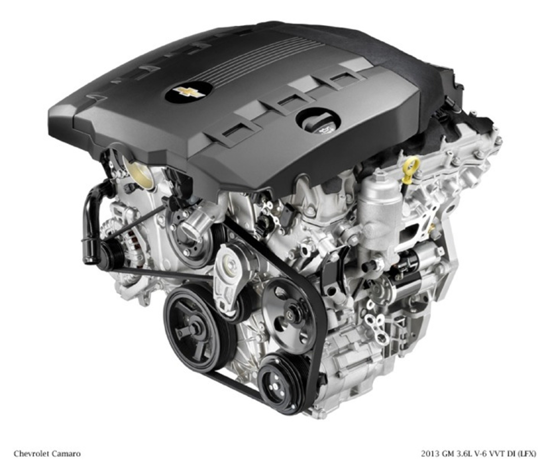 2013 GM 3.6L V-6 VVT DI (LFX) for Chevrolet Camaro