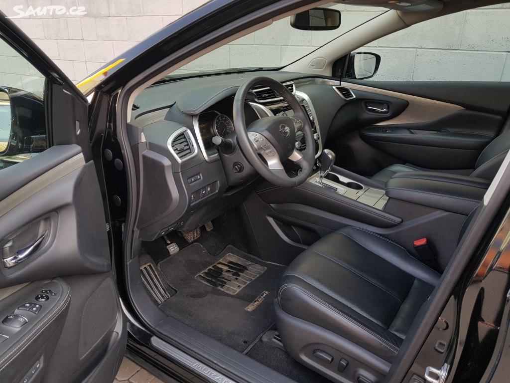 Nissan Murano Platinum AWD