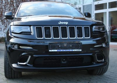Jeep Grand Cherokee SRT HEMI 6.4