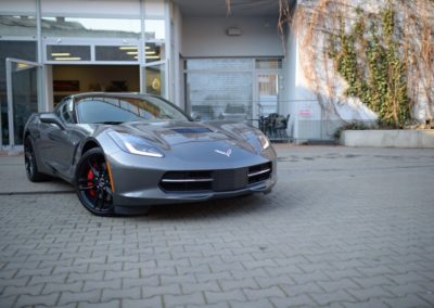 Chevrolet Corvette Stingray Z51 coupe