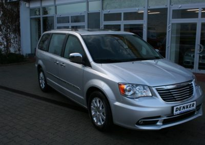 Chrysler Grand Voyager Town Country Limited