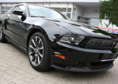 Ford Mustang GT Premium Rapid