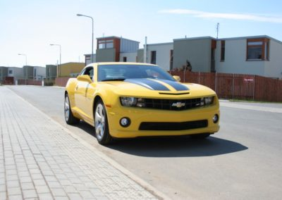 Chevrolet Camaro 1SS