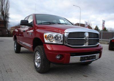 Dodge Ram 2500 4×4 Laramie