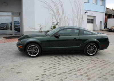 Ford Mustang Bullitt 121 009