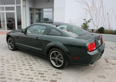 Ford Mustang Bullitt 121 012