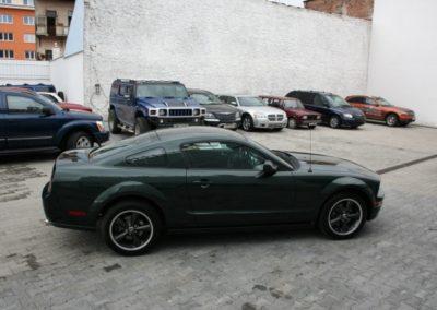 Ford Mustang Bullitt 121 020