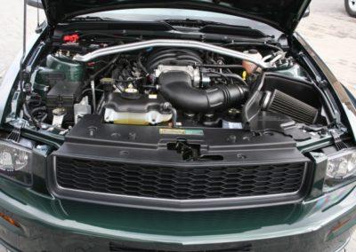 Ford Mustang Bullitt 121 111