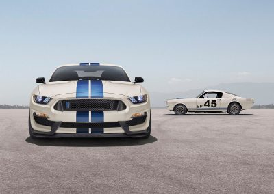 ford mustang shelby gt350r heritage
